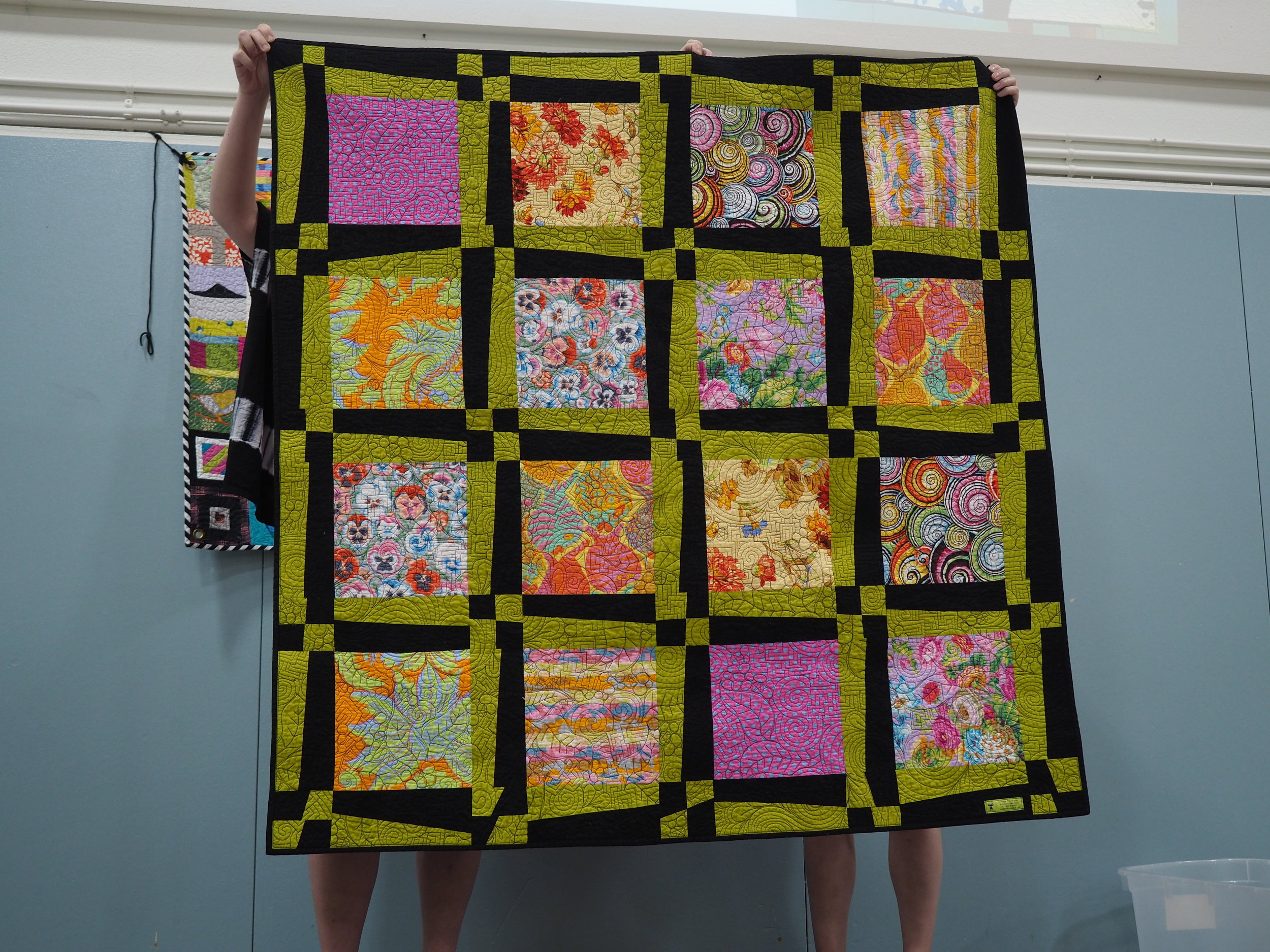 Quilt by Tracie Barisich