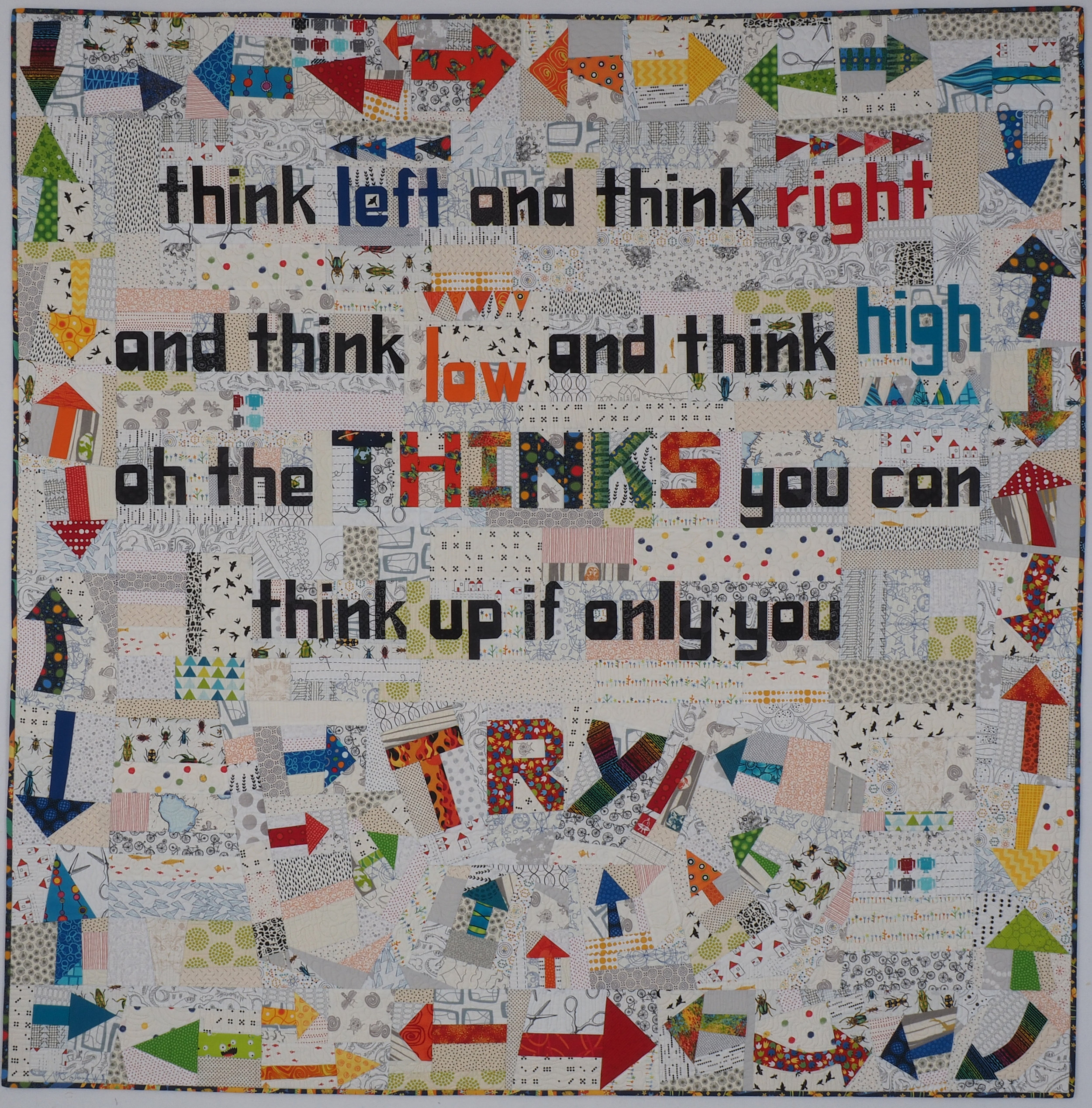 THINK by Toni Davis