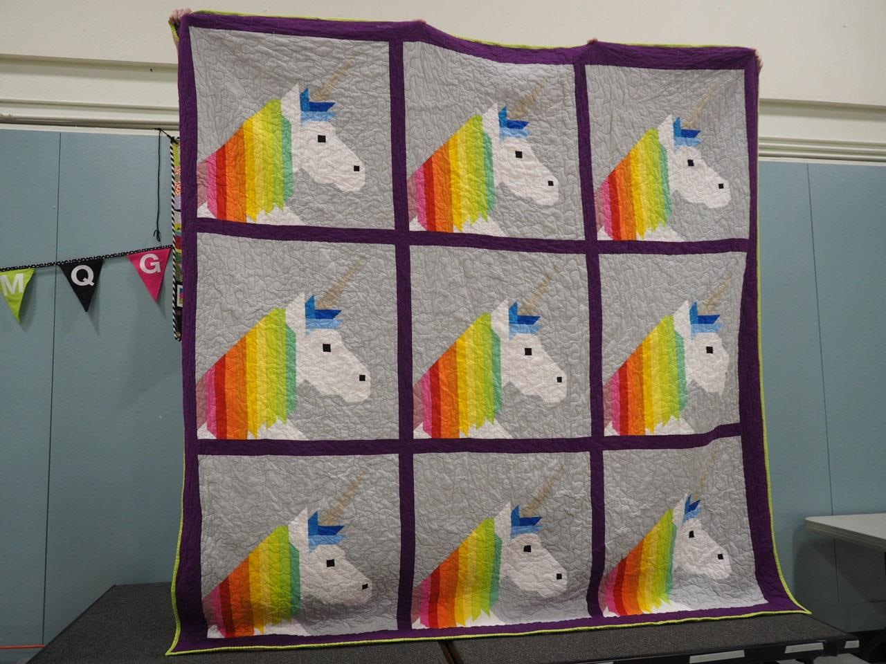 Nathaniel's Unicorns by Erin Case