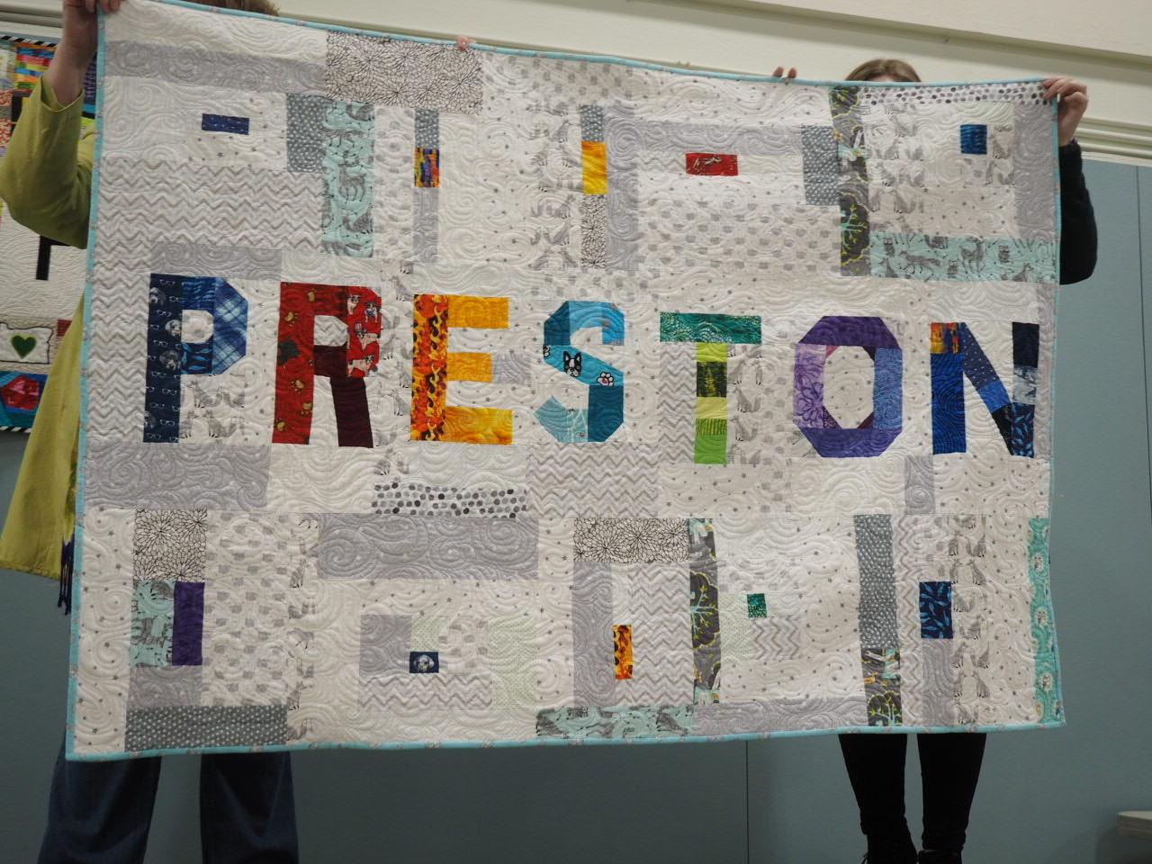 Preston by Marti Morton