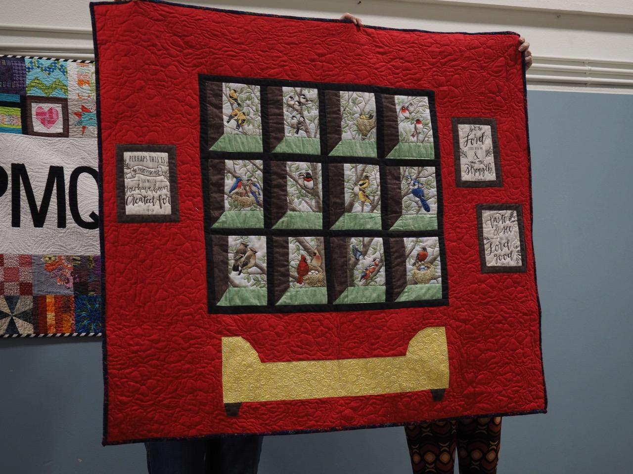 Grandma's Window by Jeanette Wirth