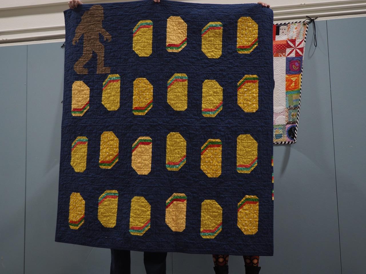 Taco Sasquach by Heather