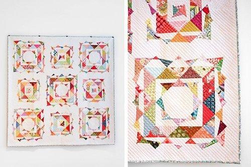 Double Trouble Quilt Workshop with Katie Pedersen