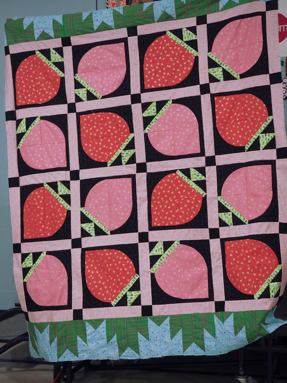 Strawberry Wild by Sara Flynn