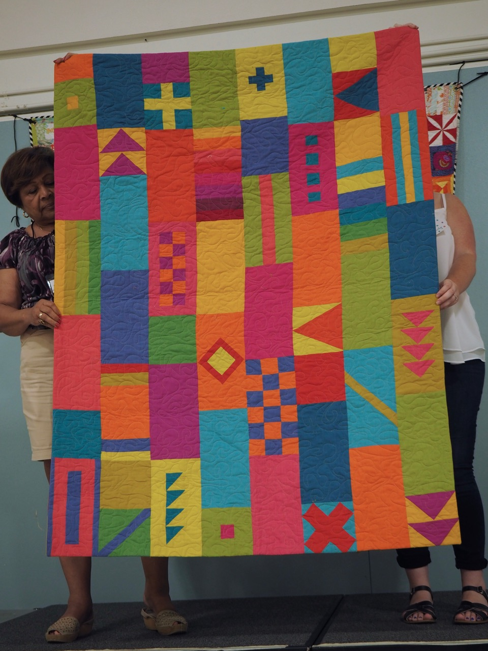 Quilt by Cris Pera