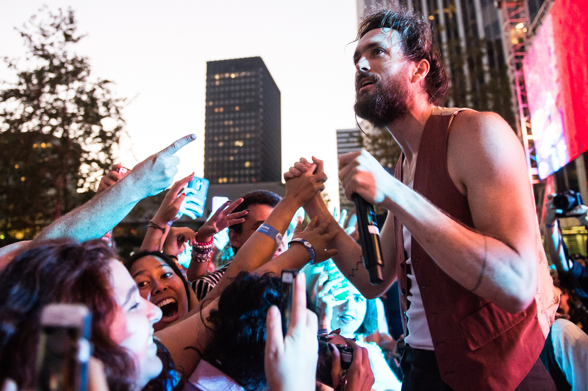 Edward Sharpe, Sound in Focus