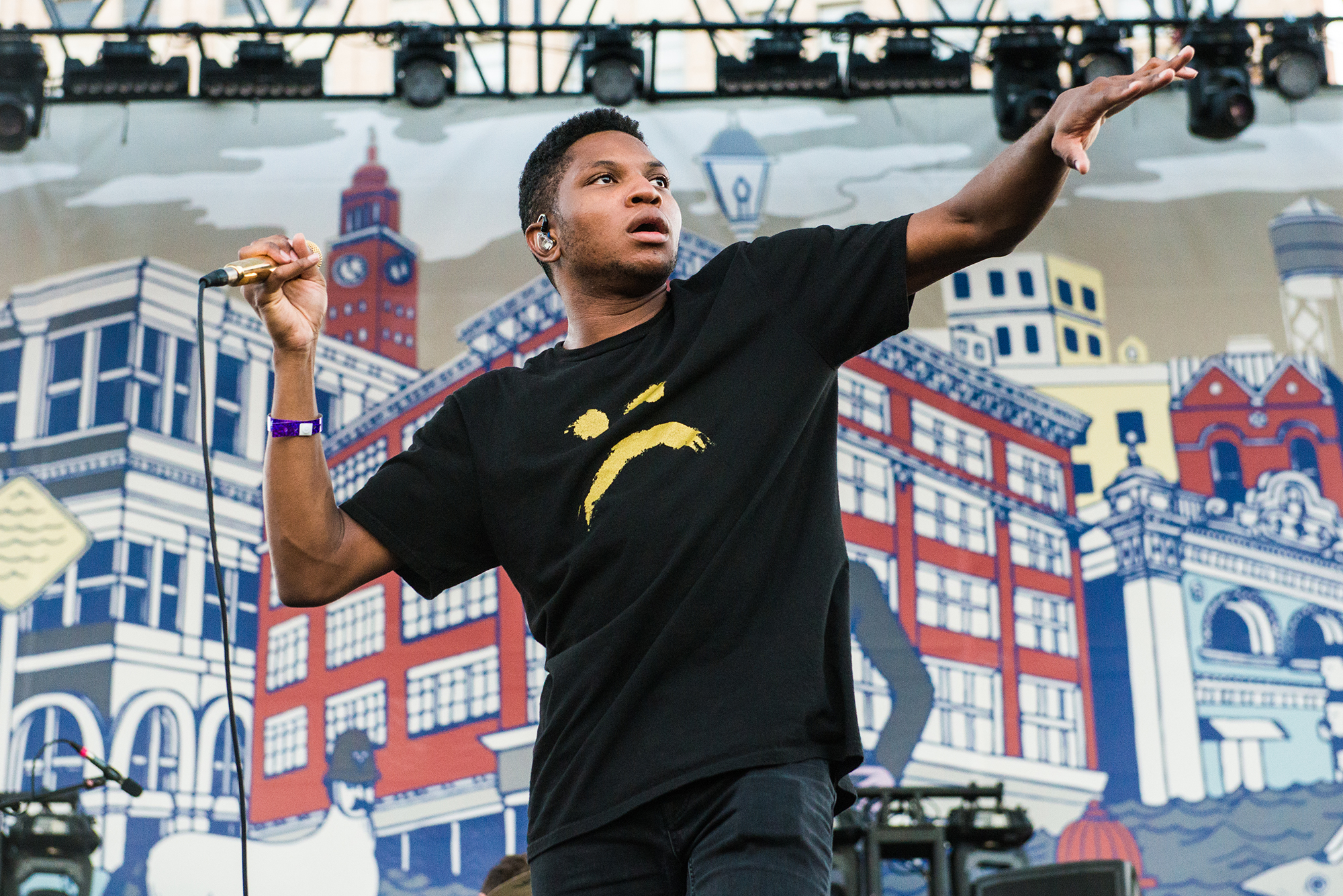 Gallant, Music Tastes Good 2016