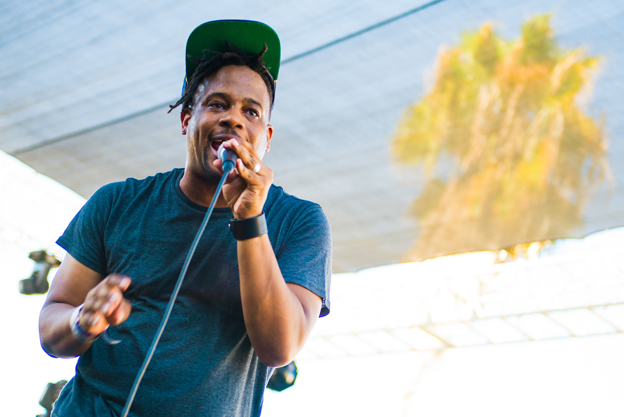 Open Mike Eagle, Music Tastes Good 2016