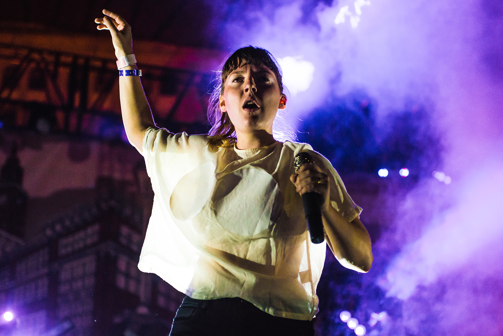 Sylvan Esso, Music Tastes Good 2016