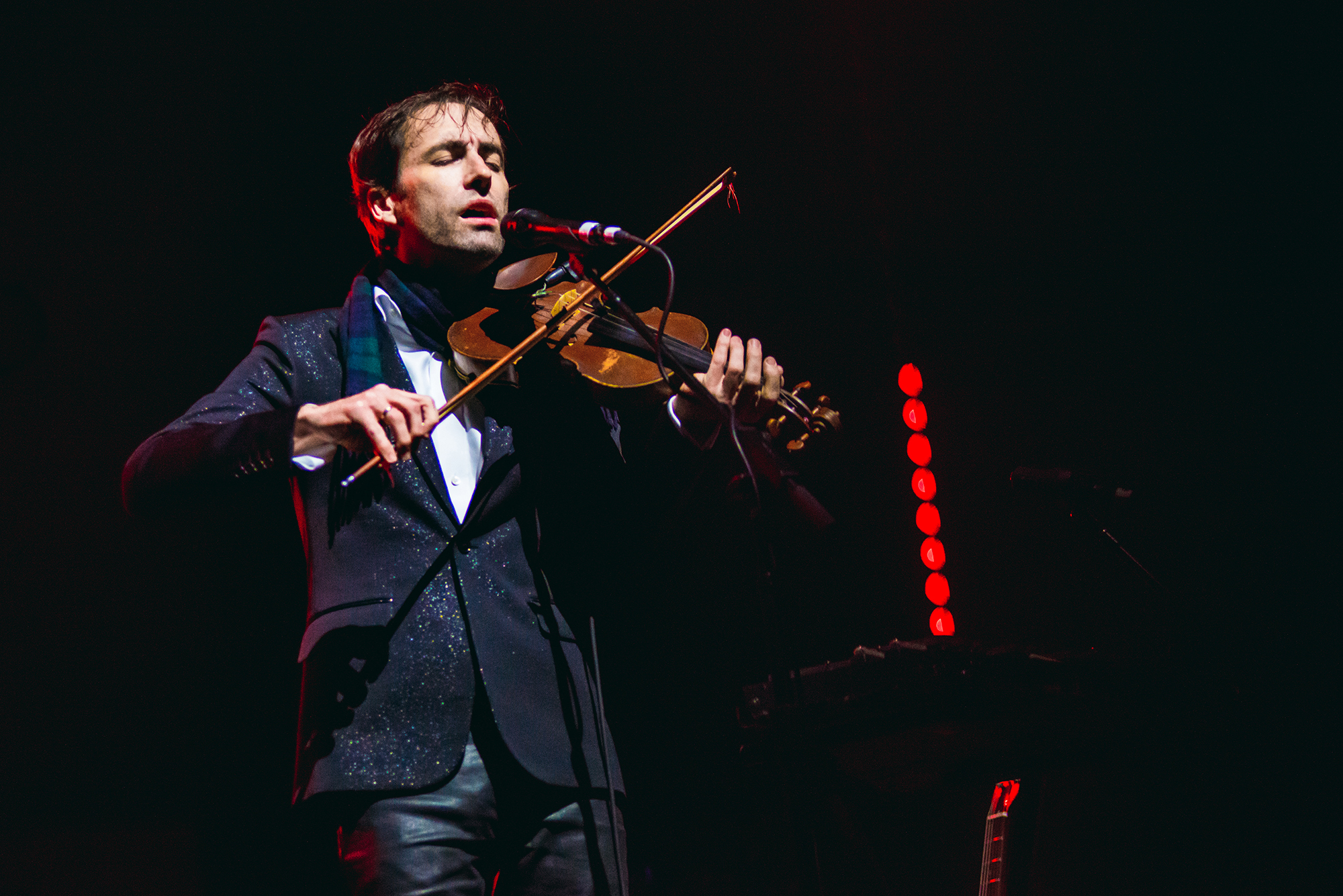 Andrew Bird, Theatre at Ace Hotel