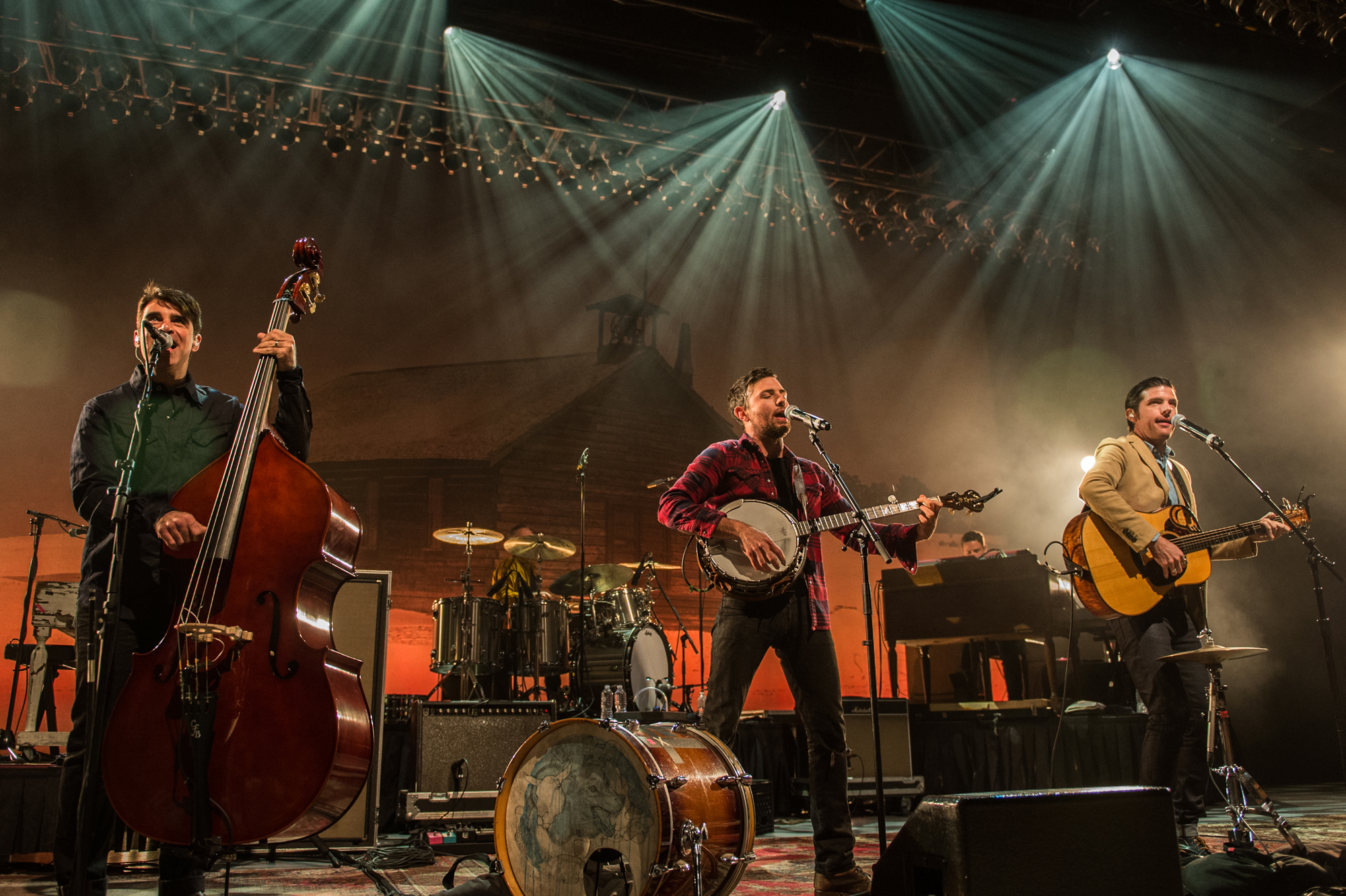 Avett Brothers, Greek Theatre