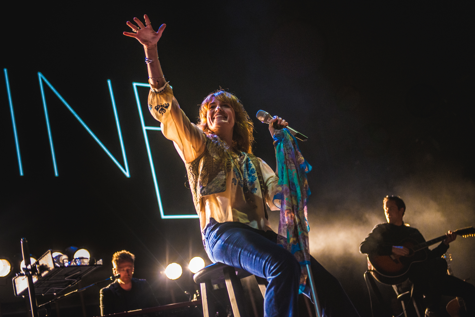 Florence and the Machine, KROQ Weenie Roast 2015