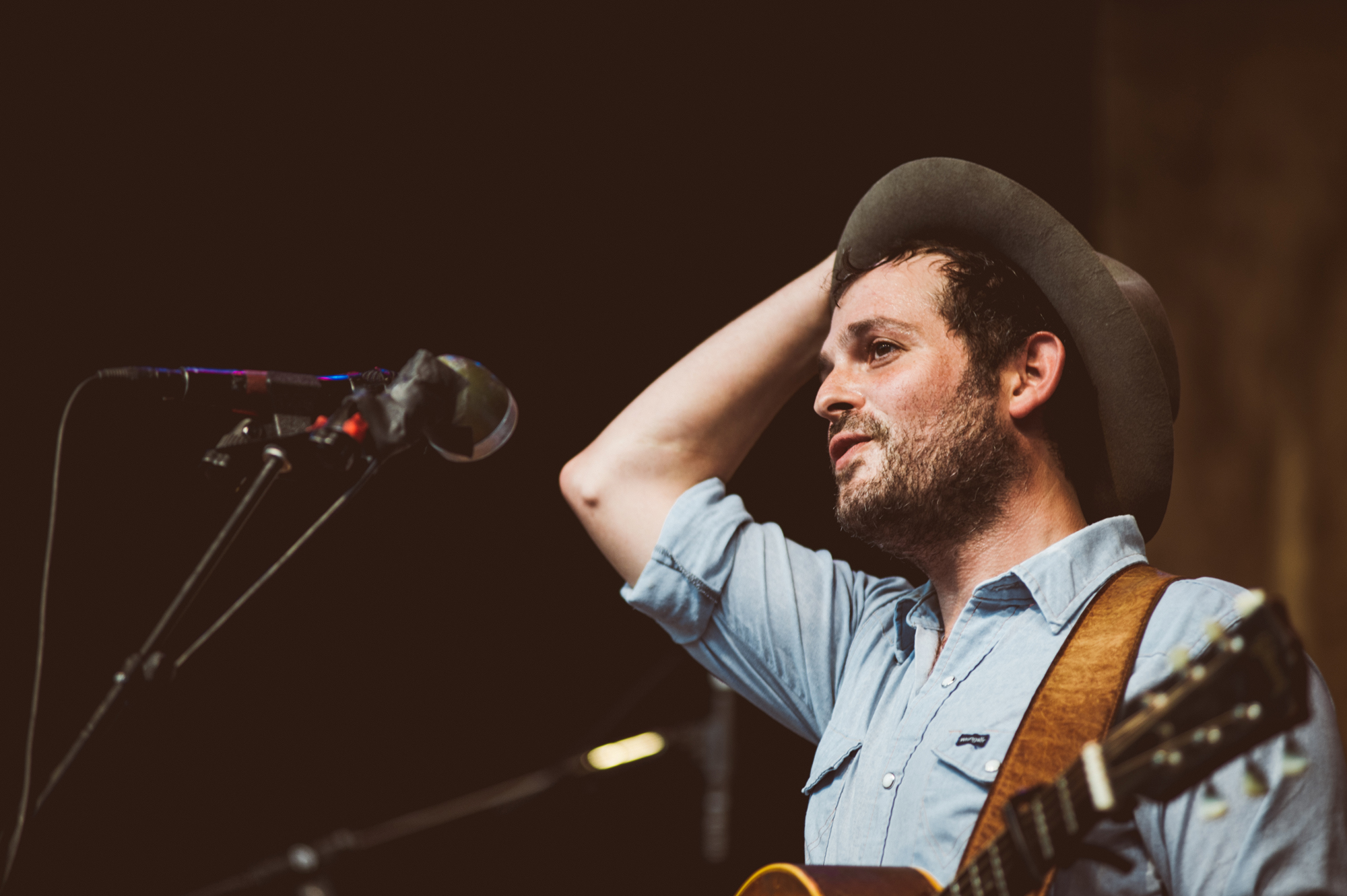 Gregory Alan Isakov, Bluegrass Situation 2015