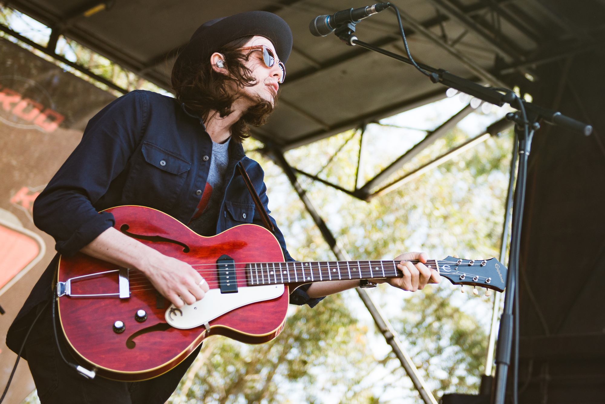 James Bay, KROQ Weenie Roast 2015