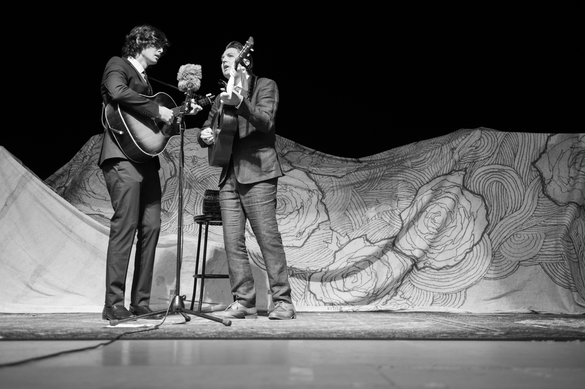 Milk Carton Kids, Greek Theatre