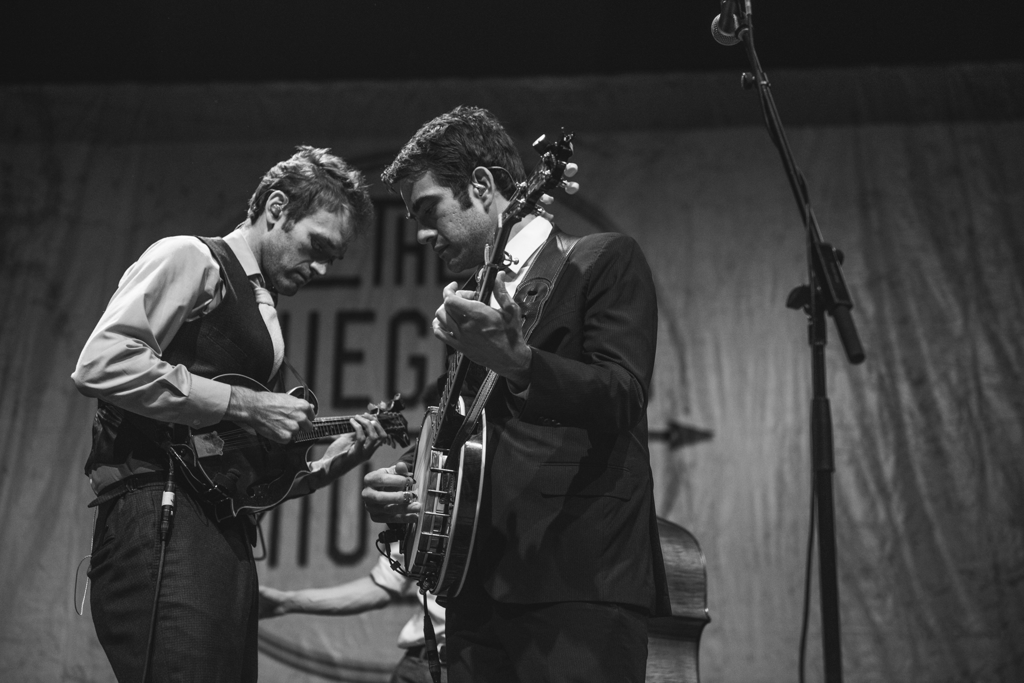 Punch Brothers, Bluegrass Situation 2015