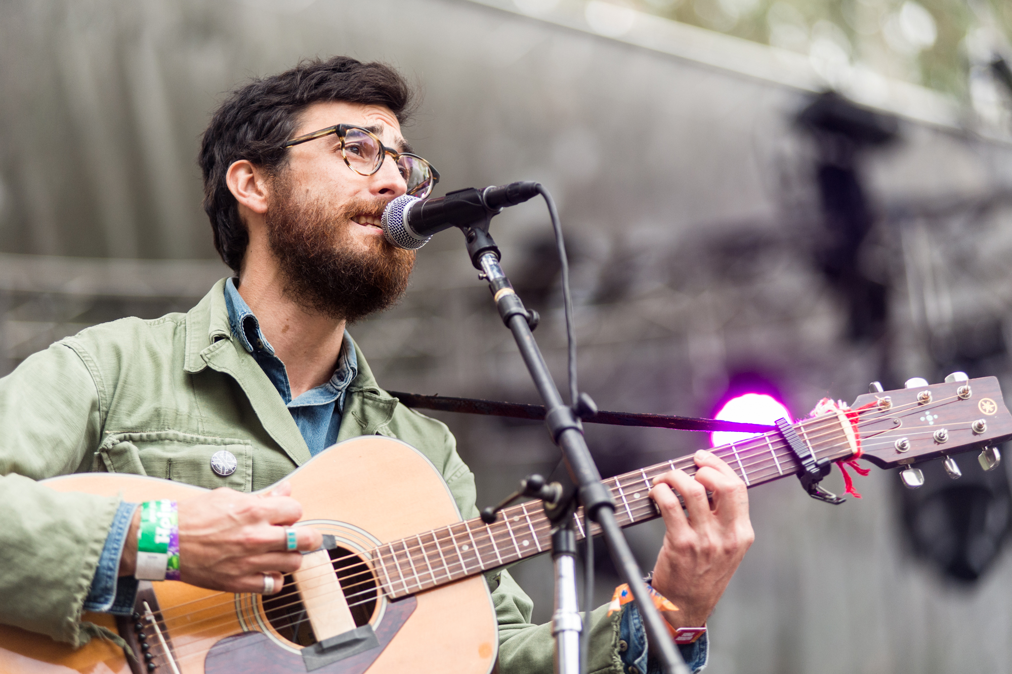 Woods, Outside Lands 2014