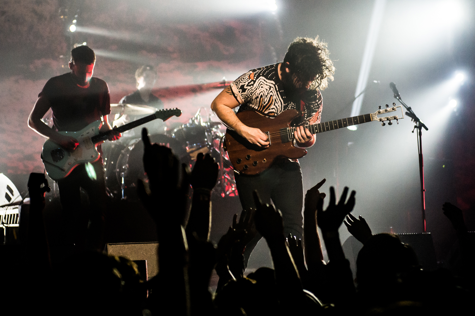 Foals, The Wiltern