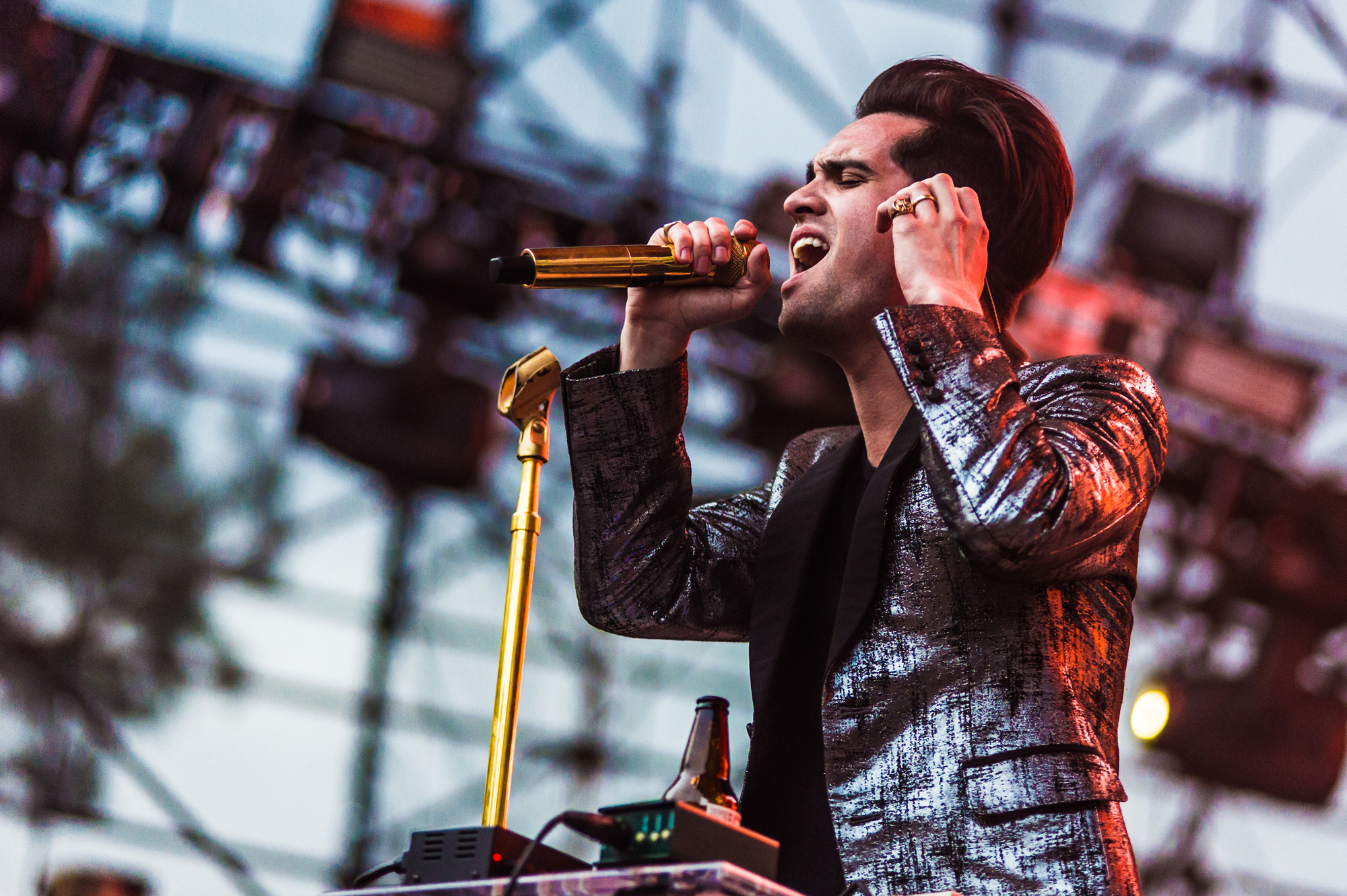 Panic! At The Disco, KROQ Weenie Roast 2015