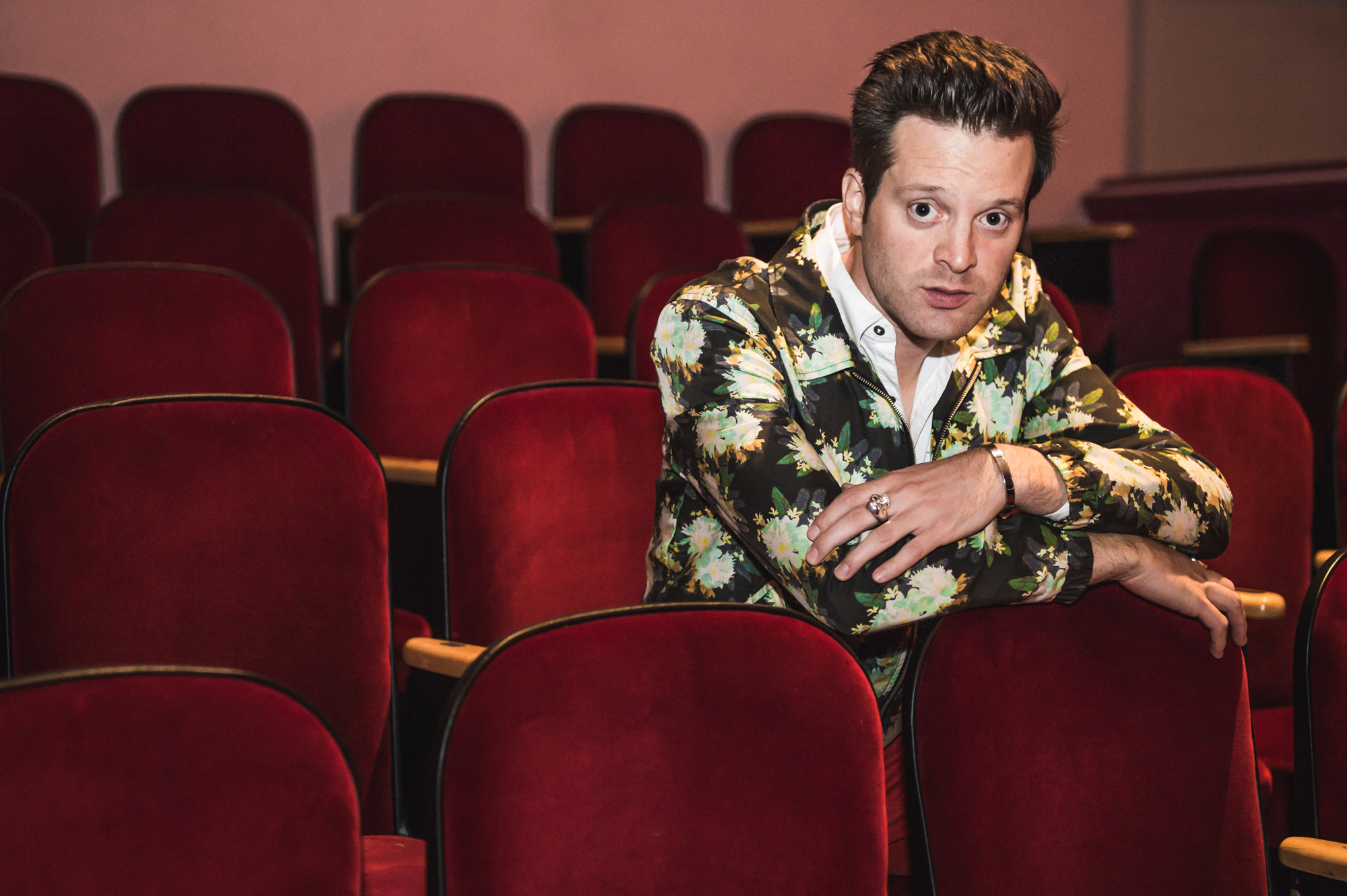 Mayer Hawthorne, Boulder, CO