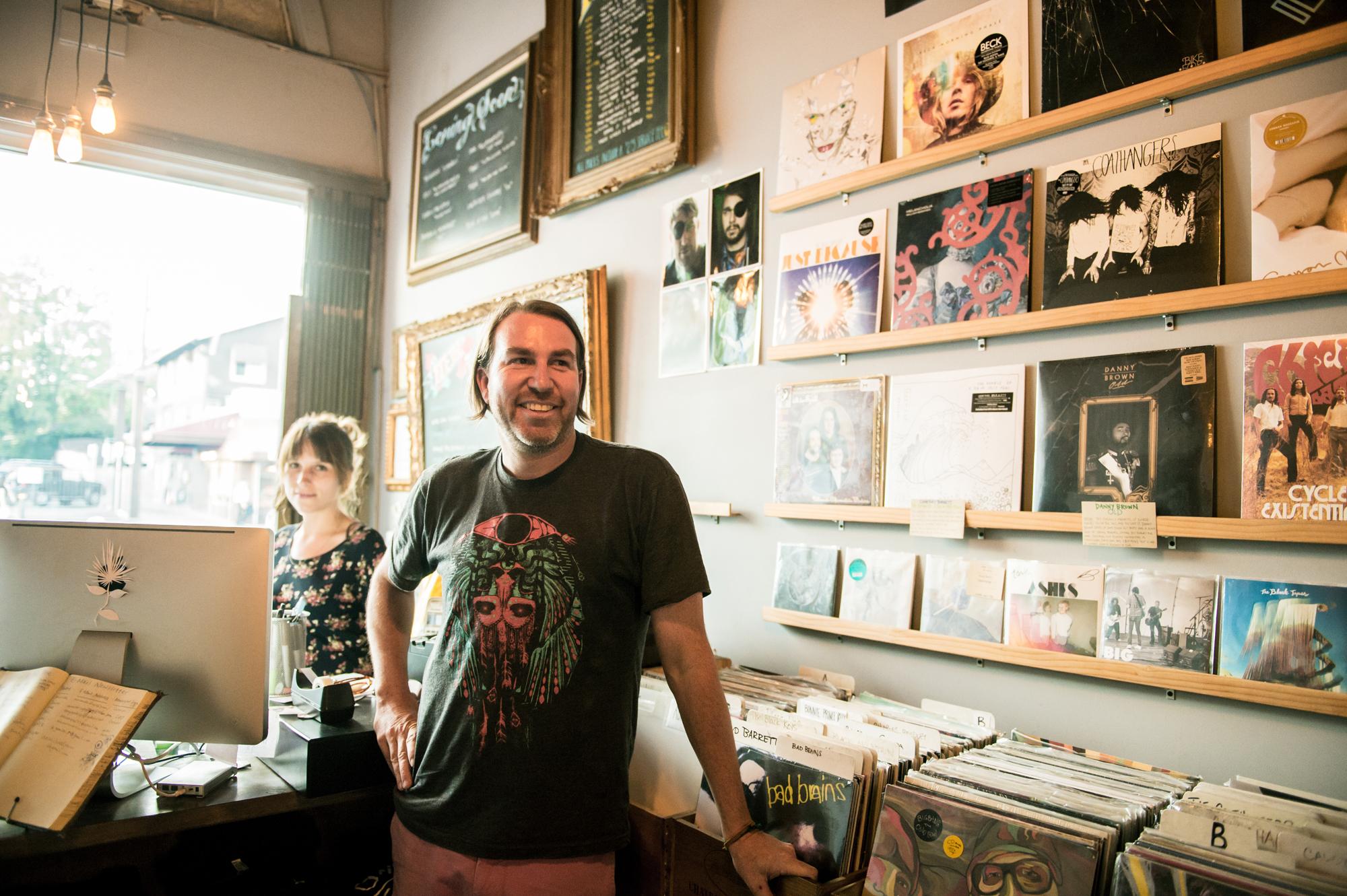 Neil Schield & Emily Twombly, Origami Vinyl