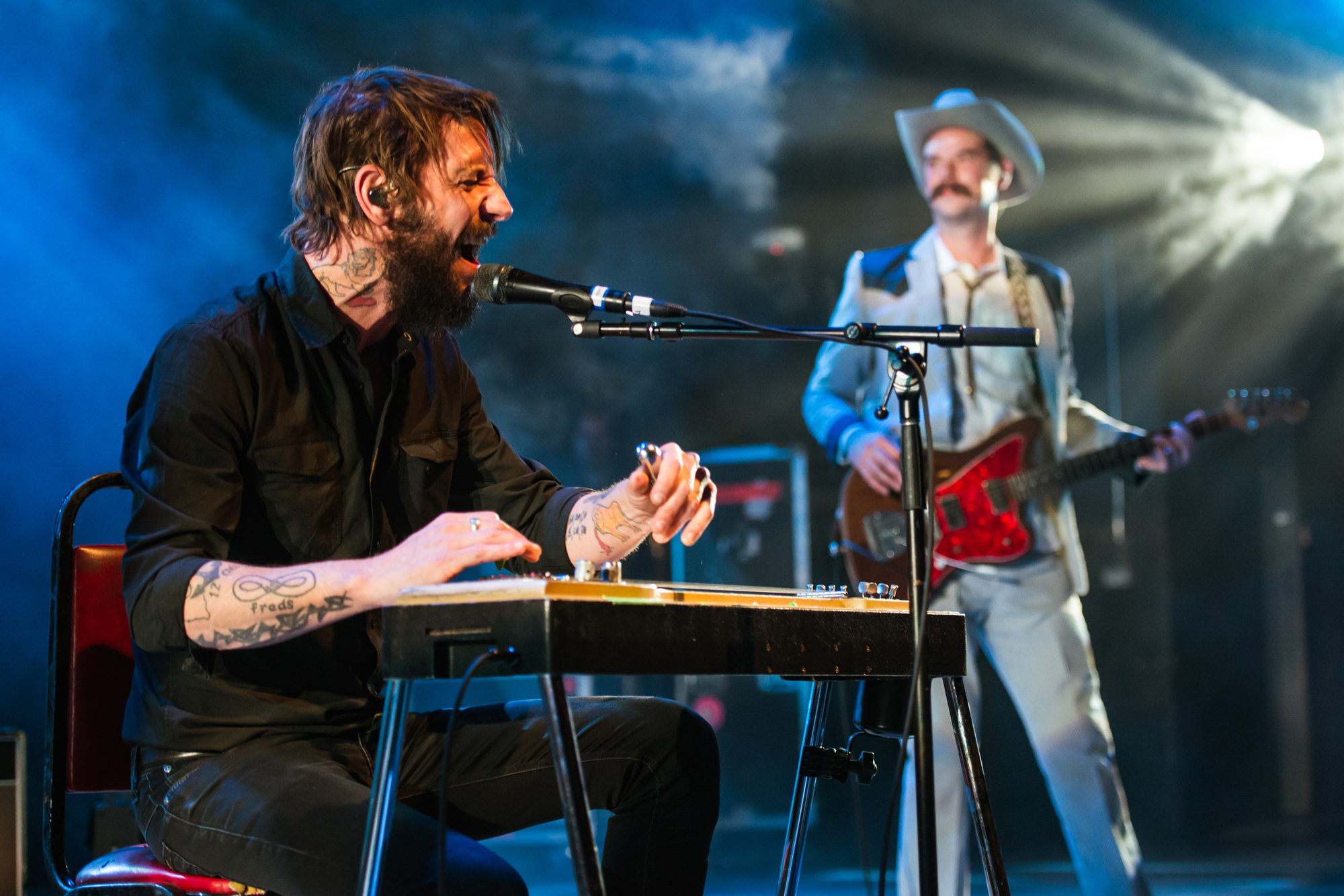 Band of Horses, Greek Theatre