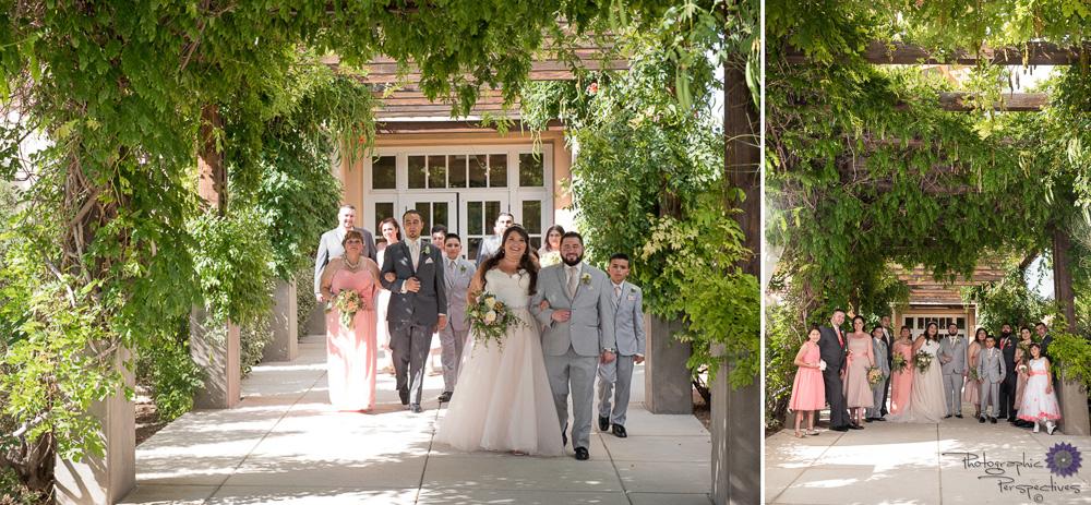 Hotel Albuquerque Wedding   Group Formals   Albuquerque Wedding Photographers   Photographic Perspectives