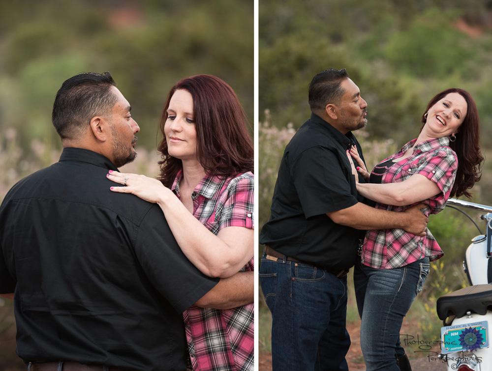 Jemez Mountains Engagement |New Mexico Wedding Photographers | Photographic Perspectives |Albuquerque Engagement Photographers