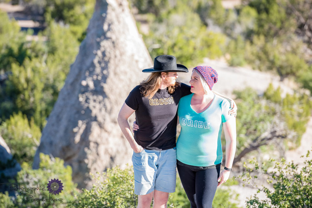 Albuquerque wedding photography | Engagement |Tent Rocks National Monument | Photographic Perspectives |Albuquerque Engagement Photographers