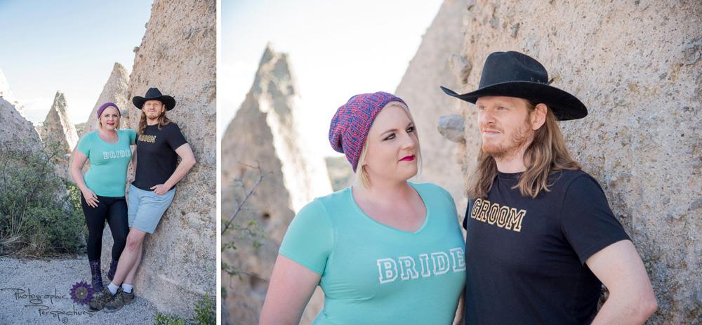 Kasha-Katuwe Tent Rocks National Monument | Engagement | Photographic Perspectives |Albuquerque Engagement Photographers