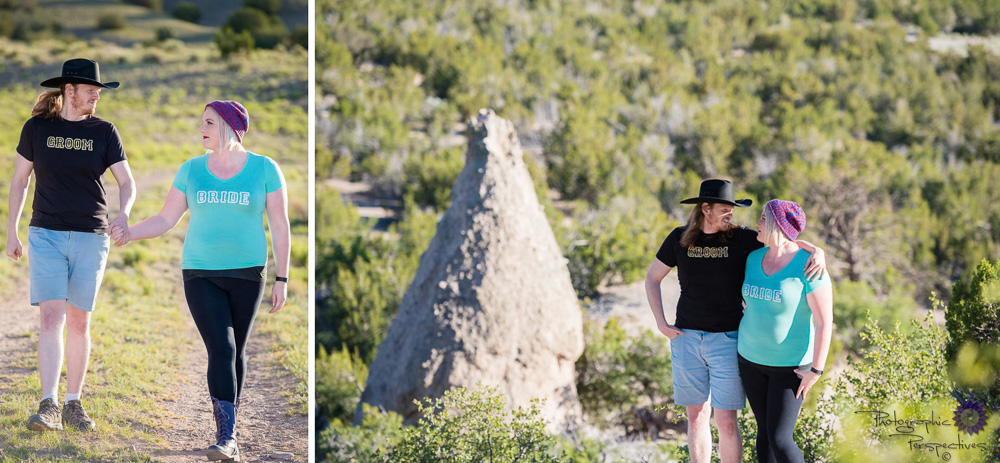 Engagement |Albuquerque wedding photography |Tent Rocks National Monument | Photographic Perspectives |Albuquerque Engagement Photographers