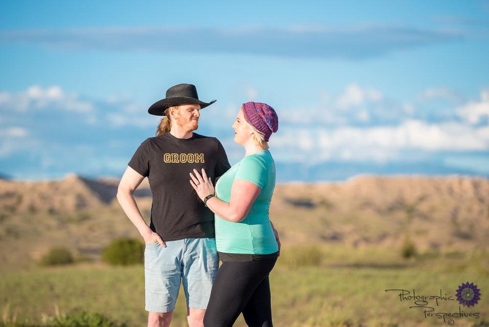 ABQ wedding photography | Tent Rocks Engagement | Photographic Perspectives |Albuquerque Engagement Photographers