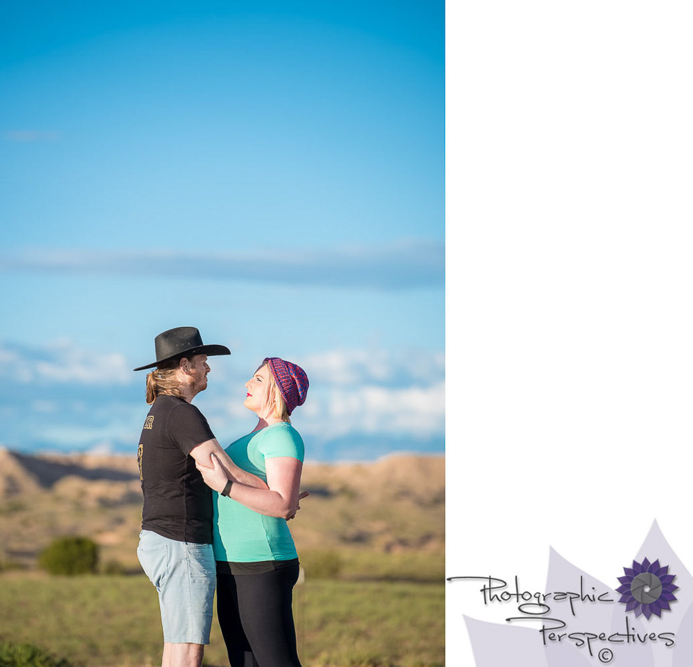 Photographic Perspectives | New Mexico Wedding Photographers | Engagement Session | Tent Rock National Monument | Albuquerque Engagement Photographers