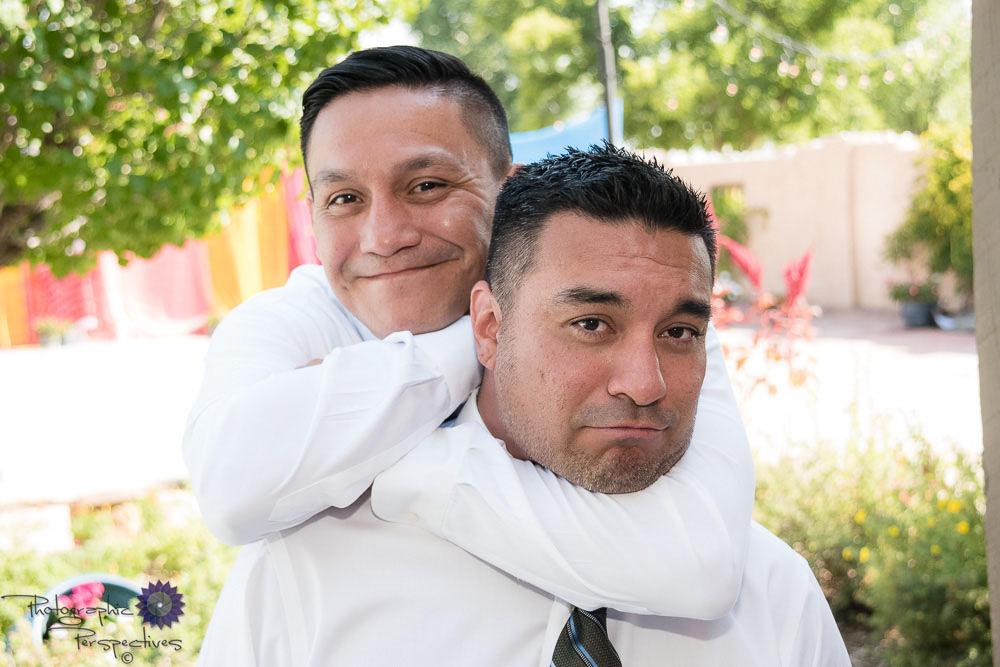 Albuquerque Wedding Photographers | Groomsmen | Photographic Perspectives | New Mexico Wedding Photography