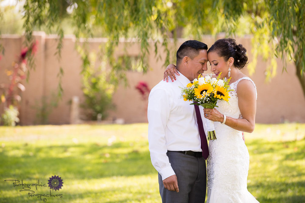 Albuquerque Wedding Photographers | First Look | Photographic Perspectives | New Mexico Wedding Photography | Albuquerque Wedding