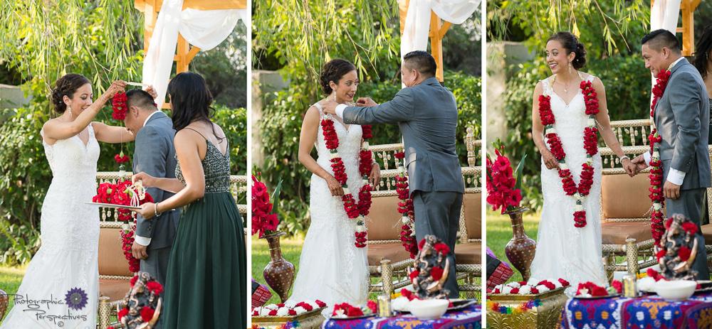 Varmala | Albuquerque Wedding Photographers | Indian Wedding | Photographic Perspectives | New Mexico Wedding Photography | Indian Wedding Photography New Mexico