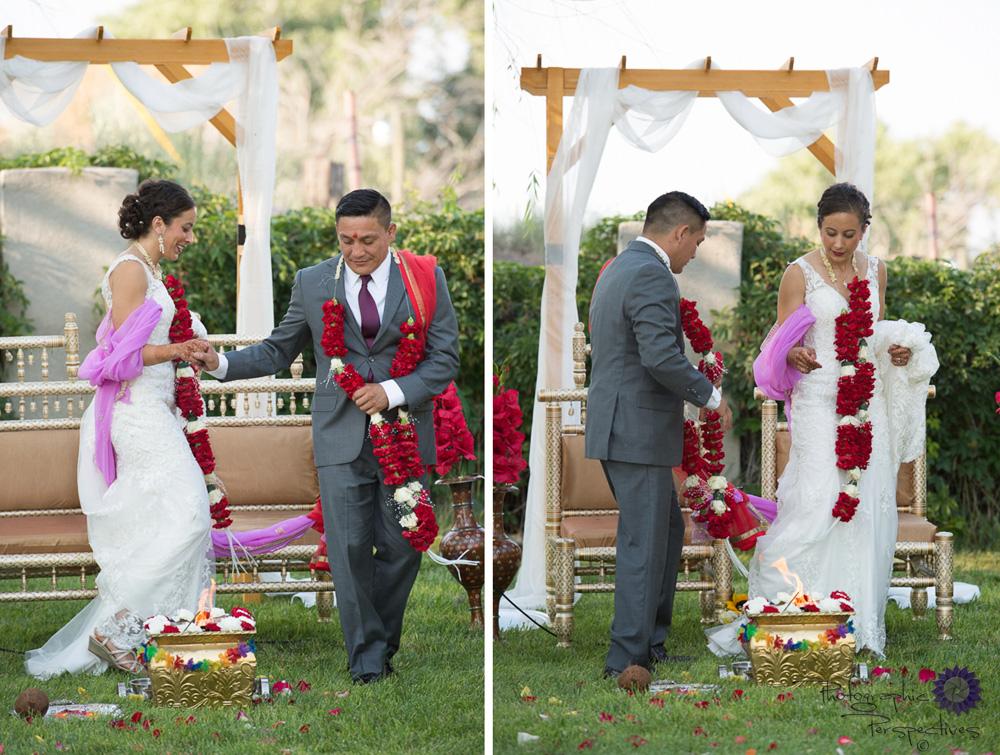 Mangal Fera | Vivaah Homa | Indian Wedding | Photographic Perspectives | New Mexico Wedding Photography | Indian Wedding Photography New Mexico |Albuquerque Wedding Photographers