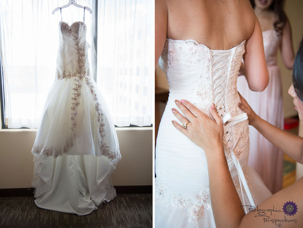 Isleta Resort and Casino Wedding |  Bridal Elegance by Darlene Dress  | Bridal Prep | Albuquerque Wedding Photographers | New Mexico Bride | Photographic Perspectives