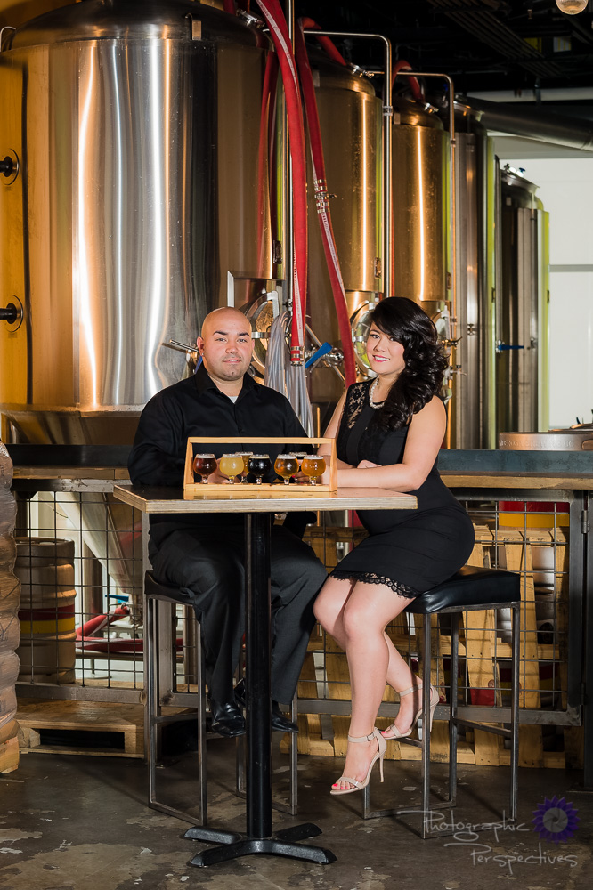 Ponderosa Brewing Company | Photographic Perspectives | Engagement Photographers Albuquerque