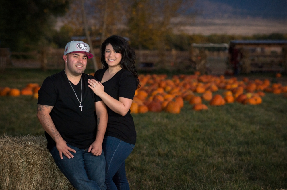 Fall Engagement Session | Albuquerque Wedding Photographers | Photographic Perspectives | Pumpkin Spice Engagement Session