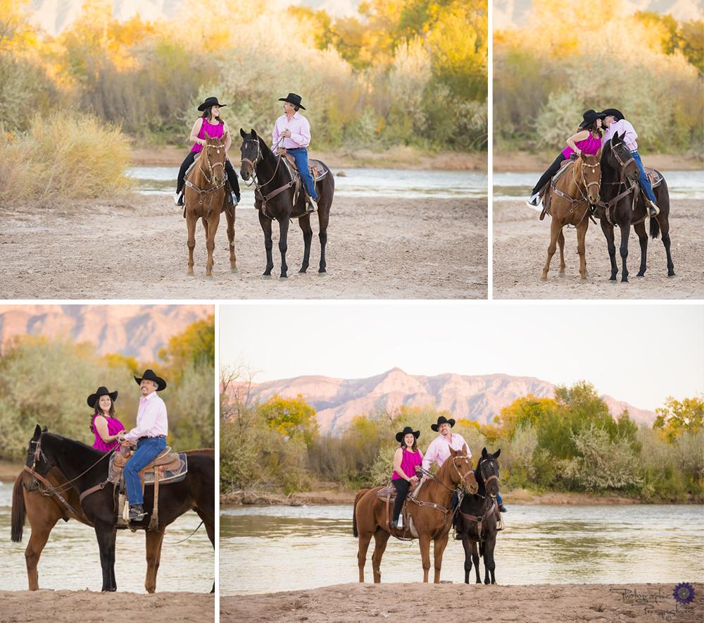 Rio Grande River| Bosque Horseback Riding