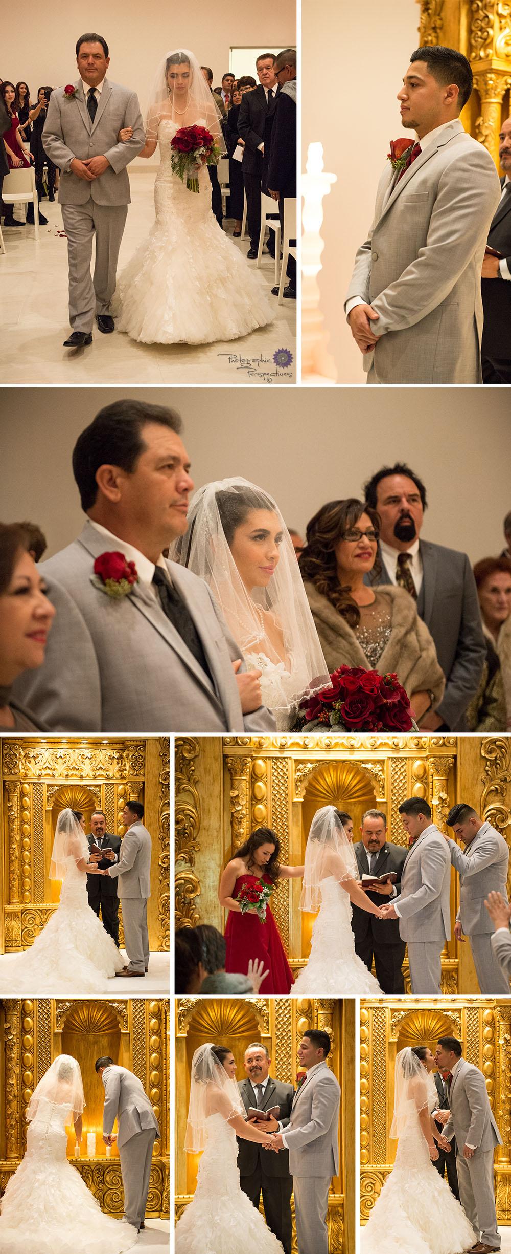 Eldorado Hotel Wedding Ceremony Santa Fe
