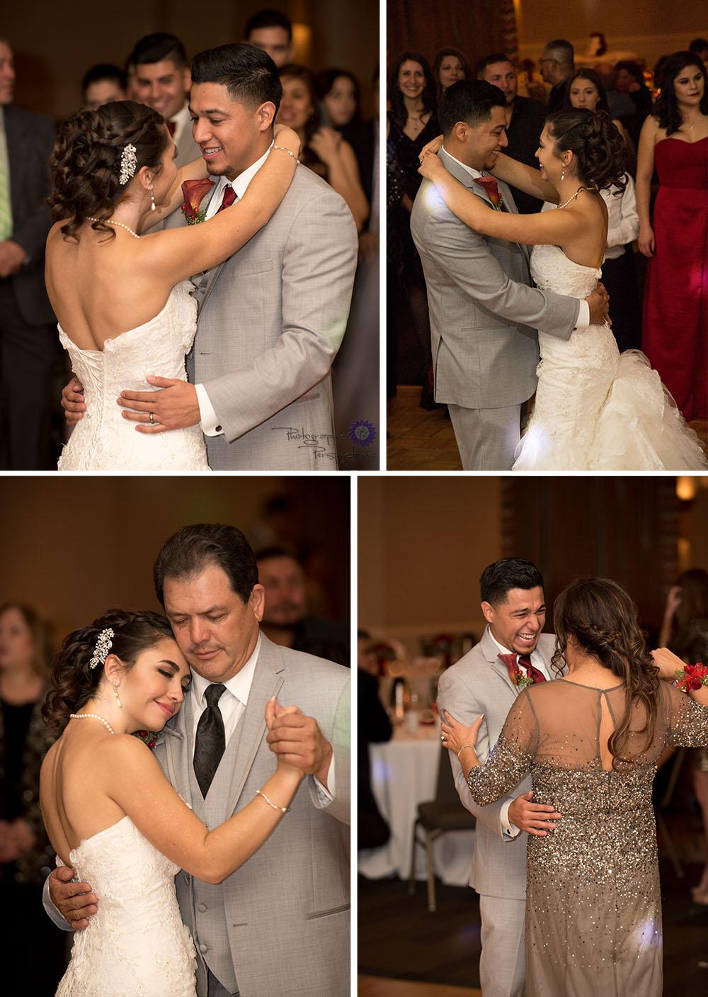 Eldorado Hotel Wedding reception dance