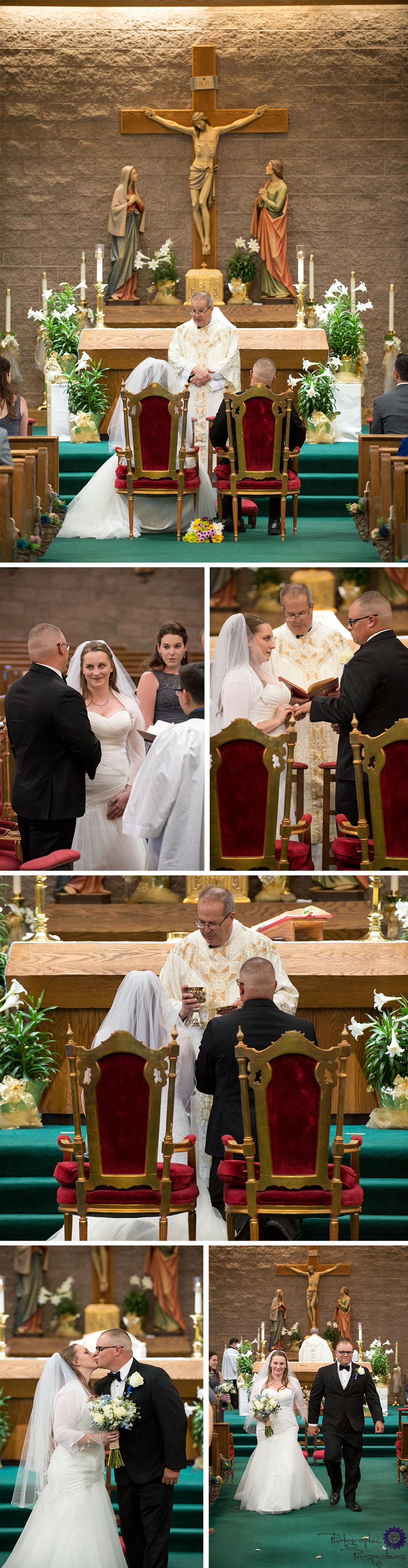 Catholic Wedding | ABQ Wedding Photography