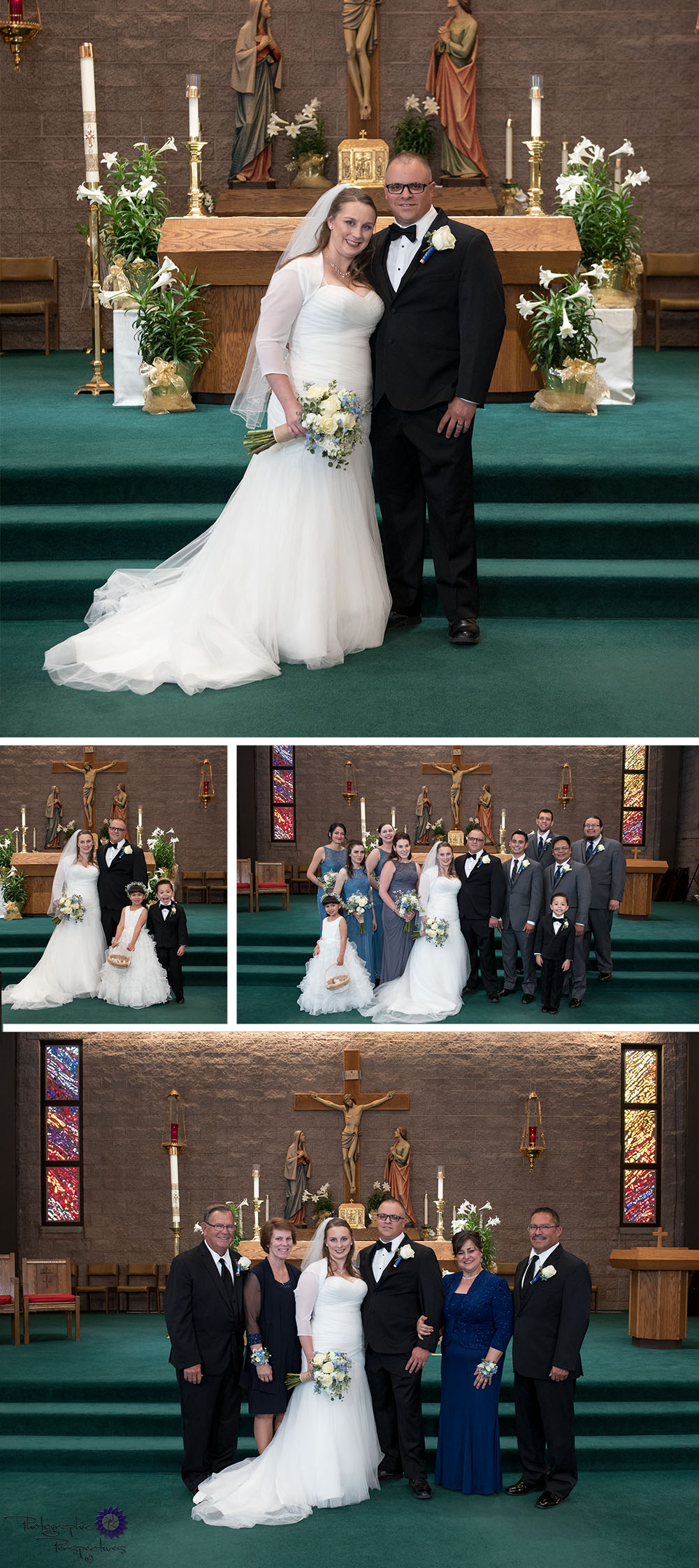Noah's Event Venue Wedding | Amy + Pihilip