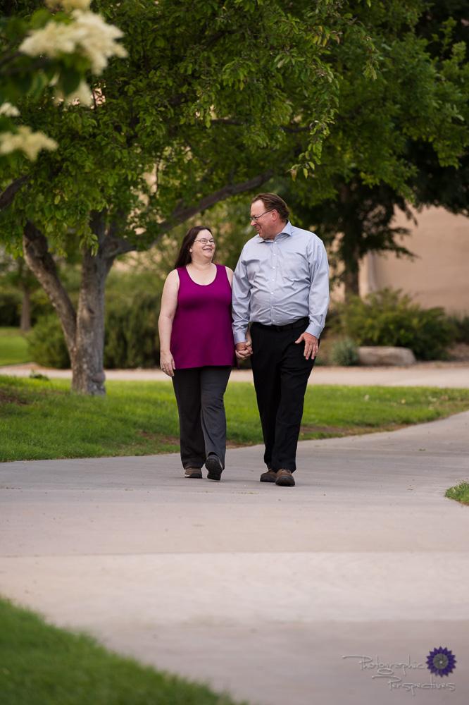Albuquerque Engagement Photos
