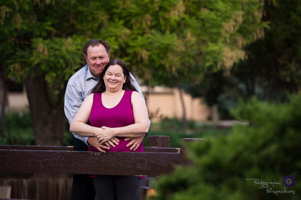 New Mexico Photographer | UNM Campus Engagement Session