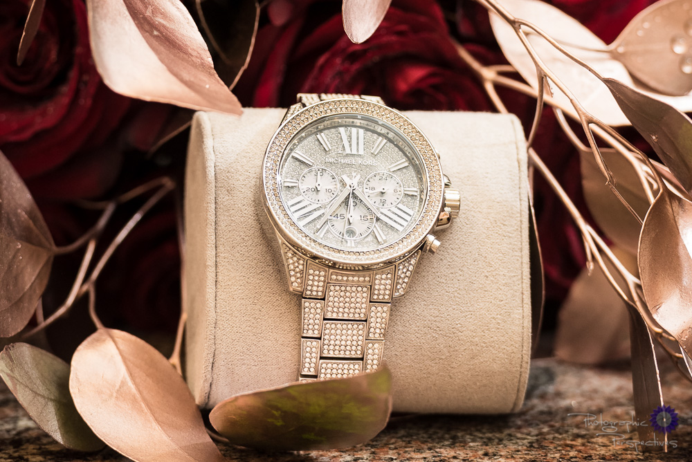 Micheal Kors Watch | Diamond Watch | Grooms Gift