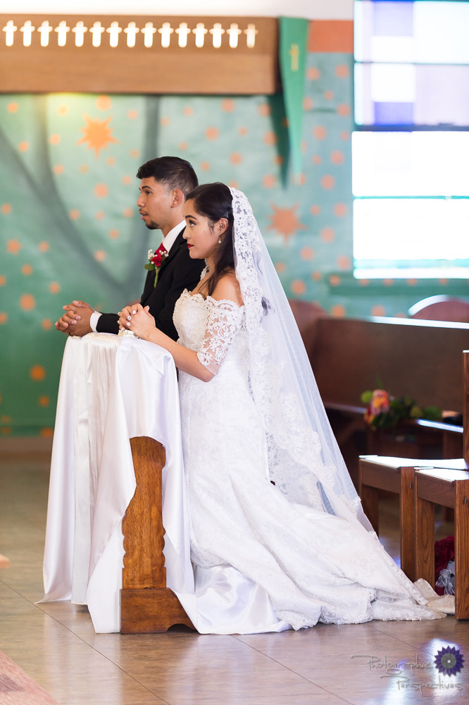 Our Lady of Guadalupe Wedding