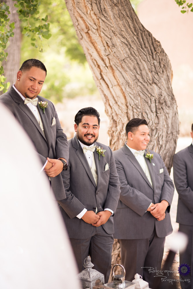 Hyatt Regency Tamaya Wedding | Ceremony